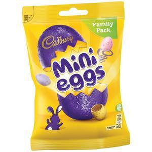 EASTER - CADBURY MINI EGGS 80G