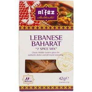 AL'FEZ BAHARAT SPICE 42G