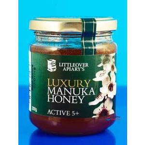 LITTLEOVER 5+ MANUKA HONEY 250G