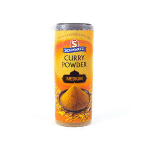 SCHWARTZ CURRY POWDER MEDIUM 90G