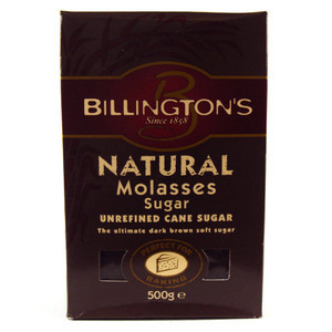 BILLINGTONS MOLASSES SUGAR 500G