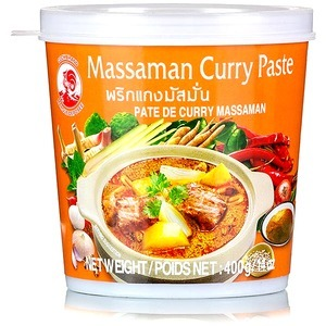 MATSAMAN CURRY PASTE 400G