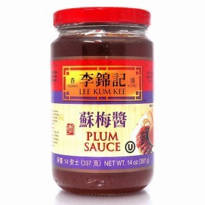 LEE KUM KEE PLUM SAUCE 368G best by 07/05/2018