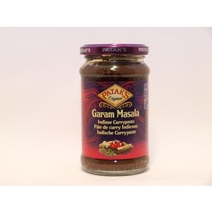 PATAK'S GARAM MASALA PASTE 250ML