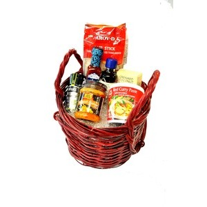 THAI COOKERY HAMPER- Il Cesto Thai