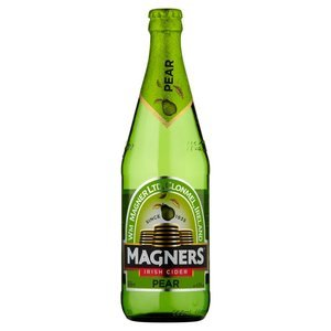 MAGNERS IRISH CIDER BOTTLE (PEAR) 568ML