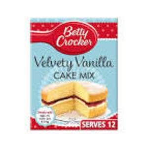 BETTY CROCKER PREPARATO PER TORTA ALLA VANIGLIA