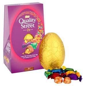QUALITY STREET LARGE EGG 311G