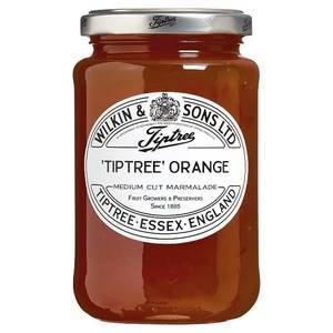WILKIN & SONS CRYSTAL ORANGE MARMALADE 340G