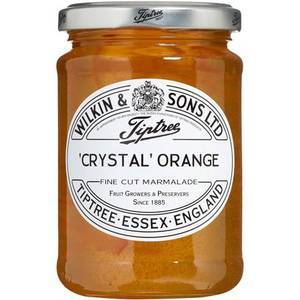WILKIN & SONS CRYSTAL ORANGE MARMALADE 454G
