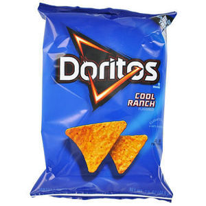 PATATINE DI MAIS DORITOS COOL ORIGINAL 102G