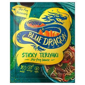 BLUE DRAGON TERIYAKI STIR FRY SAUCE 150ML