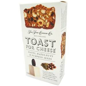 TOAST FOR CHEESE CON DATTERI 100G