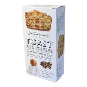 TOAST FOR CHEESE APRICOT 100G