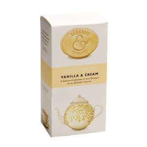 ARTISAN BISCUITS FOR TEA VANILLA & CREAM 125G