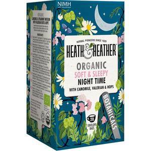 HEATH & HEATHER ORGANIC NIGHT TIME 20S
