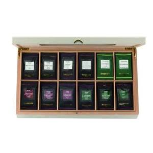 DAMMAN TEA CADDY 12 VARIETIES palace