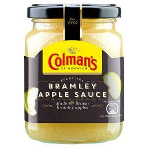 COLMANS APPLE SAUCE 250ML