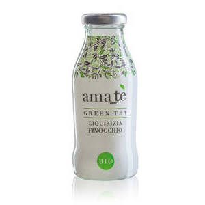 AMATE GREEN TEA W/ LIQUORICE AND FENNEL 250ML
