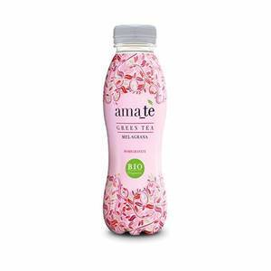 AMATE GREEN TEA W/ POMEGRANATE 250ML