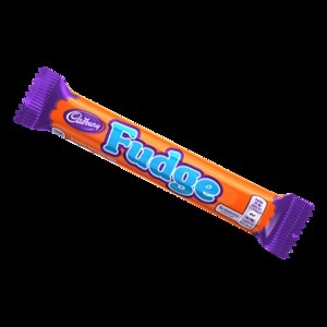 CADBURY FUDGE BAR 25G