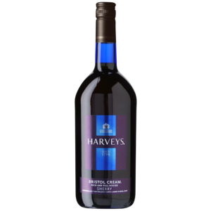 HARVEYS BRISTOL CREAM SHERRY 75CL