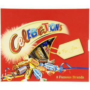 CHRISTMAS - MARS CELEBRATIONS320G