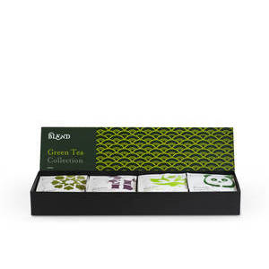 BLEND GREEN TEA COLLECTION