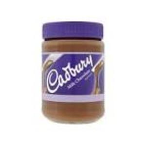 CADBURY CHOCOLATE SPREAD 400G best by 10/2017