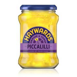 HAYWARDS CONDIMENTO DI VERDURE ALL'ACETO 400G