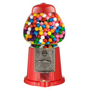 BUBBLE GUM MACHINE  Dispenser di gomme da masticare