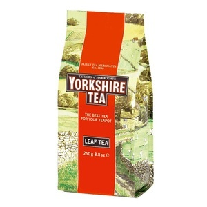 TAYLORS YORKSHIRE LOOSE TEA 250G