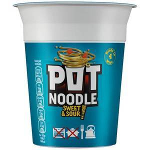 POT NOODLE IN AGRODOLCE 90G
