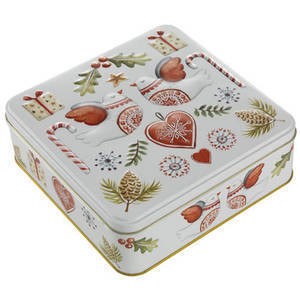 FARMHOUSE BISCUITS TURTLE DOVE TIN 400G