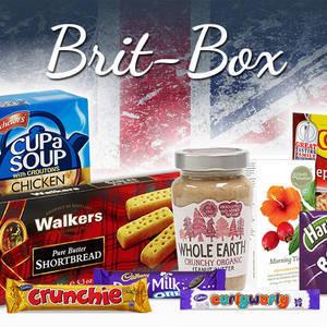 Mystery Brit Box