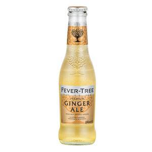 FEVER TREE GINGER ALE 200ML