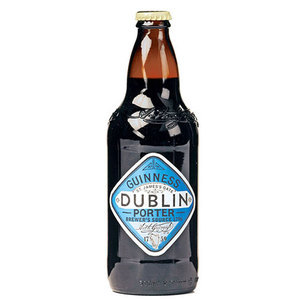 GUINNESS DUBLIN PORTER 50CL best by 14/11/2017