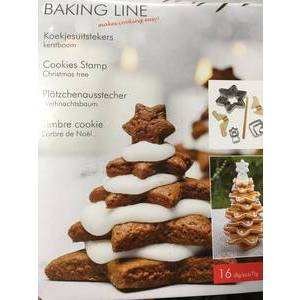 CHRISTMAS - COOKIE CUTTER SET
