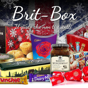 Christmas Mystery Brit Box