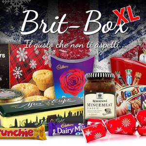 Christmas Mystery Brit Box XL