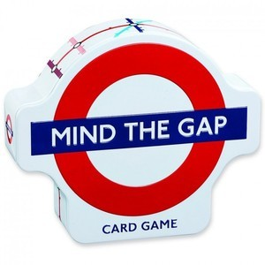 GIBSONS MIND THE GAP GIOCO DI CARTE