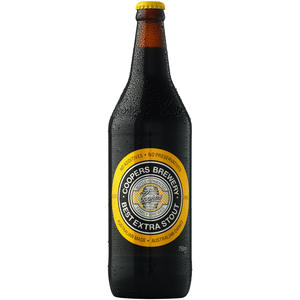 COOPERS EXTRA STOUT 37,5cl best by 22/12/2020