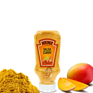 HEINZ CURRY SAUCE 220ML