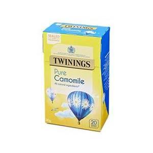 TWININGS CAMOMILE 20S