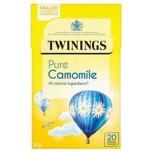 TWININGS CAMMOMILLA 20S