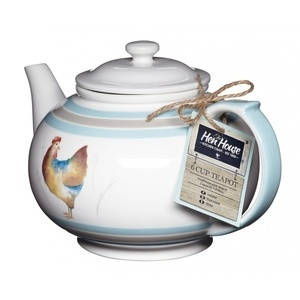 KITCHEN CRAFT HEN HOUSE TEAPOT