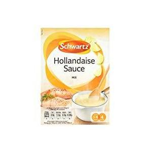 SCHWARTZ HOLLANDAISE POUR OVER SAUCE MIX 25G