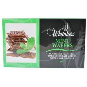WHITAKERS MINT WAFERS 150G