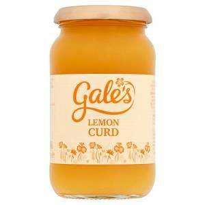 GALES LEMON CURD 410G best by 06/2020