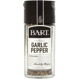 BART GARLIC PEPPER 48G